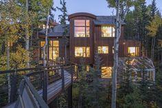 Mira la increíble vista de la nueva mansión en la montaña de Oprah Winfrey