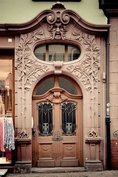 This door is in Miltenberg Germany, I hope to go back there one day
