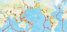 5 Major Earthquakes In 48 Hours As A Seismologist Warns 'Catastrophic Mega Earthquakes' Are Coming / posted April 15, 2016