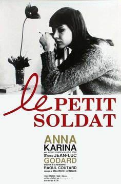 Le Petit Soldat (1960) Dvdrip [1.15GB] - Free Download | Cinema of the World