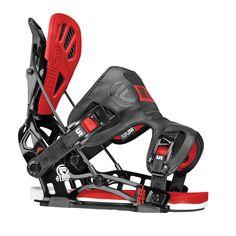 Snowboard Binding Flow NX2-RS Men's Snowboarding Bindings for Boys.// Hermosos bindings