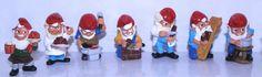 Kinder Surprise Eggs Complete Set Funny Gnomi Gnomes | eBay