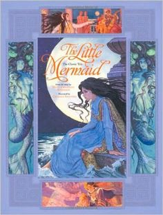 The Little Mermaid: From the Story by Hans Christian Andersen Classic Tales Running Press Kids: Amazon.de: Charles Santore: Fremdsprachige Bücher