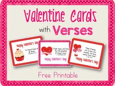 photograph about Free Printable Valentine Cards for Husband referred to as 10 Great Free of charge Printable Valentine Playing cards visuals inside of 2019