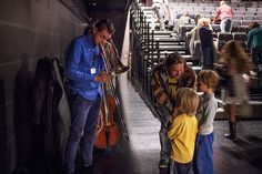 6th Film Music Festival - Music of Nature – workshops on environmental issues for children - pic. Tomasz Wiech