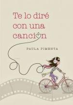 Te lo diré con una canción Paula Pimenta