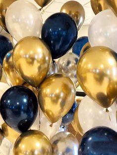 Decorative Balloon Set - New Deko Sites Graduation Decorations, Birthday Decorations, Balloon Garland, Balloon Decorations, 21st Birthday, Birthday Parties, Bridal Shower, Baby Shower, Grad Parties