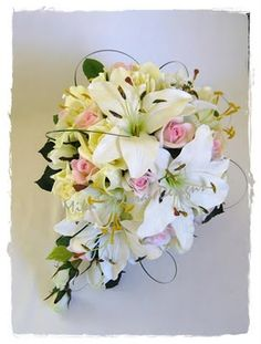 Artificial Wedding Flowers and Bouquets - Australia: Bridal Bouquets(Small/Medium)