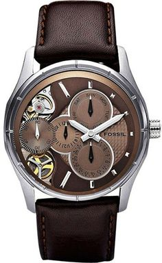 ME1020 - Authorized Fossil watch dealer - MENS Fossil DRESS, Fossil watch, Fossil watches