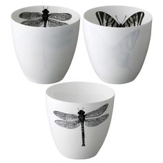 thin ceramic votives from Bloomingville. LOVE the style!  www.bloomingville.com