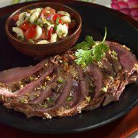 Churrasco with Molho Campanha-Beef Recipes - Delish.com