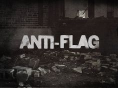Anti-Flag, wallpaper