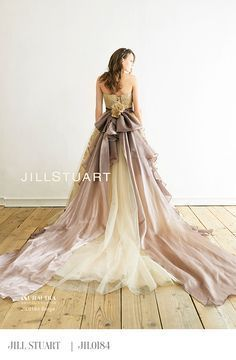 train froth-very soft/gentle flow Wedding Flower Girl Dresses, Colored Wedding Dresses, Bridal Dresses, Girls Dresses, Prom Dresses, Formal Dresses, Wedding Attire, Wedding Gowns, Party Gowns