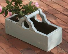 Hey, I found this really awesome Etsy listing at https://www.etsy.com/listing/173092448/wooden-garden-tray-entertaining-serving