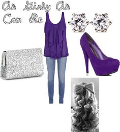 """""""As Girly As Can Be"""" by princesssofy on Polyvore"""