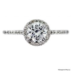 cute small diamond rign for enagagement - My Engagement Ring
