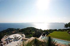 Semaphore villa, French Riviera