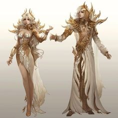 View an image titled 'High Daeva Cloth Armor Art' in our Aion art gallery featuring official character designs, concept art, and promo pictures. Fantasy Character Design, Character Design Inspiration, Character Concept, Character Art, Armor Concept, Concept Art, Fantasy Couples, Fantasy Armor, Fantasy Inspiration