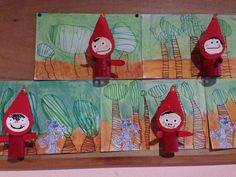 Petit chaperon rouge 3D