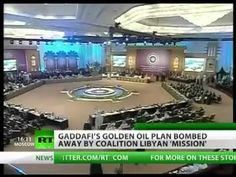 Why the ZIONIST FEDERAL RESERVE or ROTHCHILDS want GADDAFI dead..