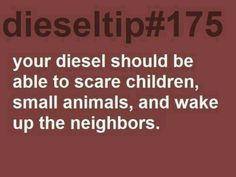 Diesel tip! Yes it should be able to!