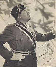 Jack Oakie (November 12, 1903 – January 23, 1978) was an American actor, starring mostly in films, but also working on stage, radio and television.