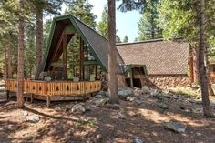 Morway Cabin in Tahoe City
