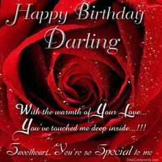 BirthdayWishesQuotes.Com: Happy Birthday wishes for boyfriend, birthday wish...