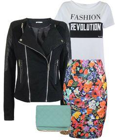 Floral Fashion revolution