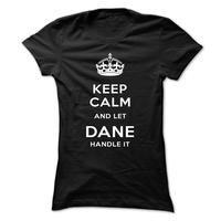 dane-Keep Calm- Limited Edition Tee