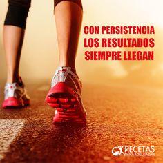 ¡Tú puedes, con constancia y perseverancia todo es posible! #Motivation