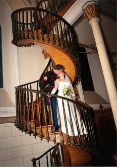 1000 Images About Miraculous Staircase On Pinterest