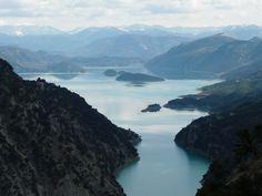 Limni Kremaston Greece - Lake Kremaston