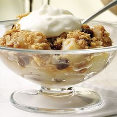 Pear Crumble Recipe - http://recipes.millionhearts.hhs.gov/recipes/pear-crumble