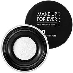 HD Microfinish Powder - MAKE UP FOR EVER   Sephora