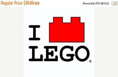 ON SALE Surprise gift made from LEGO R bricks by MademoiselleAlma #MademoiselleAlma #LEGO #ETSY