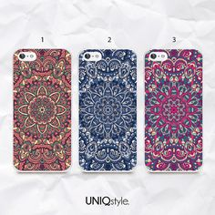 #Mandala #pattern phone case Mandala #floral case for by Uniqstyle, $9.99