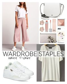 """""""Wardrobe stable _ shein"""" by by-jwp ❤ liked on Polyvore featuring Puma, Deux Lux, Clinique and Chloé"""