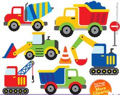 Construction vehicle clipart images in collection) page 3