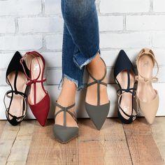 T Strap Flats, Pointed Heels, Toe Shape, Block Heels, Peep Toe, Lace Up, Booty, Stylish, Casual