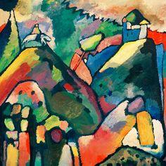 Wassily Kandinsky - Improvisation 9