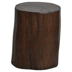 Kai Acacia Stool - this would go great in Cash' room!