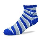 Indianapolis Colts For Bear Feet NFL Candy Cane Sleep Sock. #Colts #SVSports #FanGear #NFL