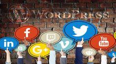 Empower Your #WordPress Site With  #SocialMediaIntegration