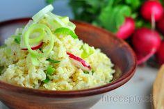 Všetky recepty Archives - Page 6 of 25 - FitRecepty Garam Masala, Types Of Food, No Cook Meals, Tofu, Feta, Potato Salad, Grains, Potatoes, Cooking