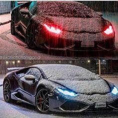 SNOW LAMBO #luxury