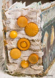 Spine of art book by DJ Pettitt  www.djpettitt.com