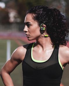 Defy the ordinary. Wireless headphones designed to perform when needed. #ChargedUp  Prepare for your next workout and hit link in bio to get yours. #Powerbeats2Wireless by beatsbydre