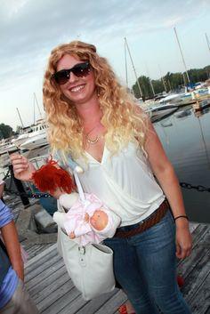 Blog - Ben Affleck's nanny, Christine Ouzounian