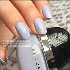 Marc Jacobs Sunday's Cool Hi-Shine Nail Lacquer